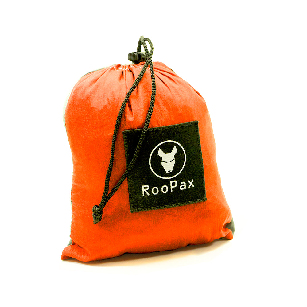 Orange RooPax Double Hammock