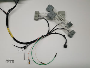 AP2 Cluster Conversion Harness