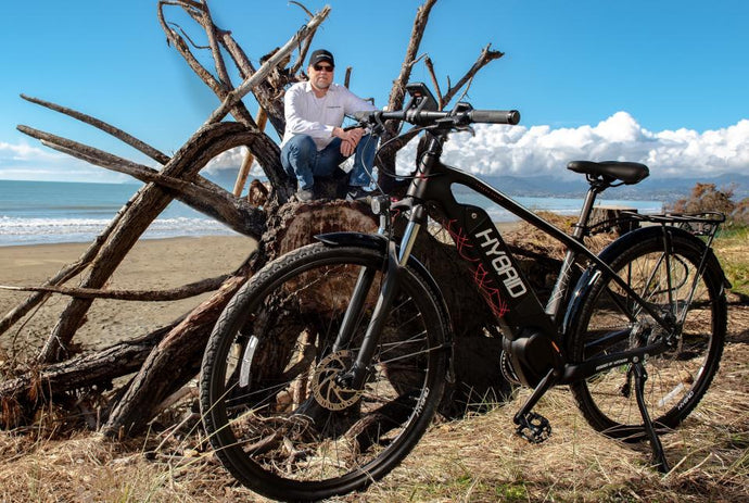 A great article about HYBRID Electric Bikes on NZBusiness.co.nz