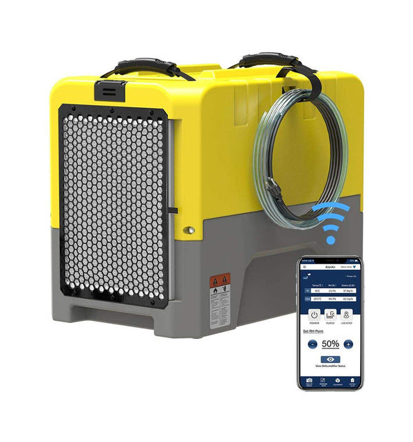 AlorAir - Storm LGR Extreme Commercial Restoration Dehumidifier (WIFI Enabled)