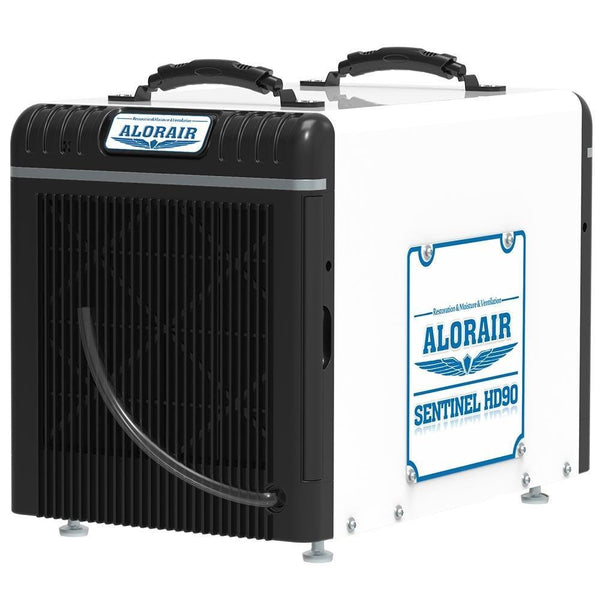 AlorAir - Sentinel HD90 Basement & Crawl Space Dehumidifier