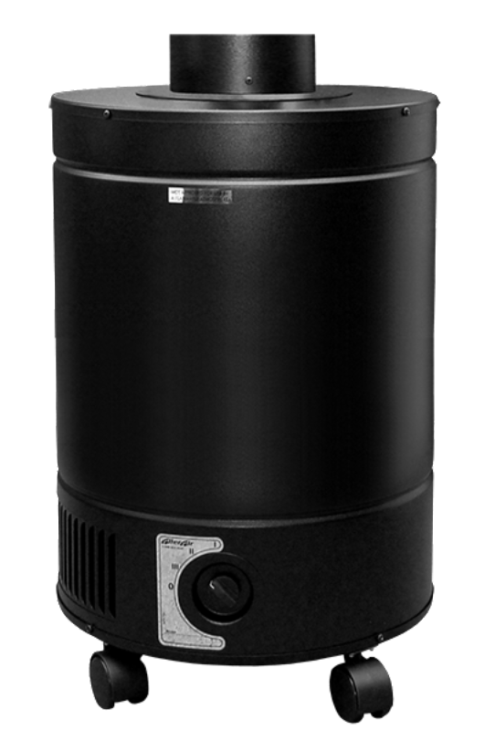 AllerAir - AirMedic Pro 6 Plus W | Air Purifier For Reverse Function Air Purifier for Specialized Applications