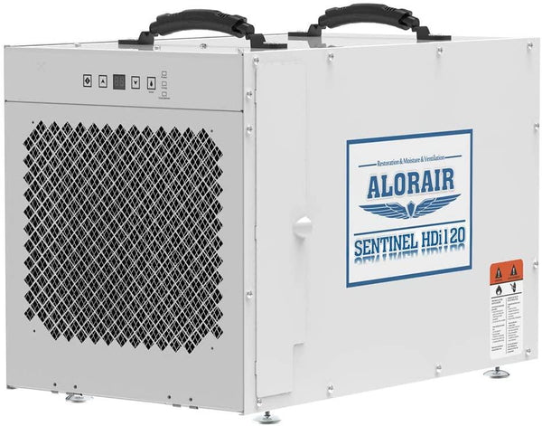 AlorAir - Sentinel HDi120 Whole House Dehumidifier