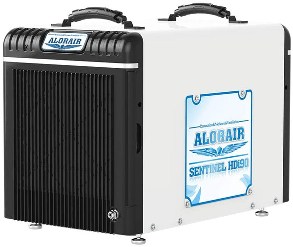 Alorair - Sentinel HDi90 Basement & Crawl Space Dehumidifier