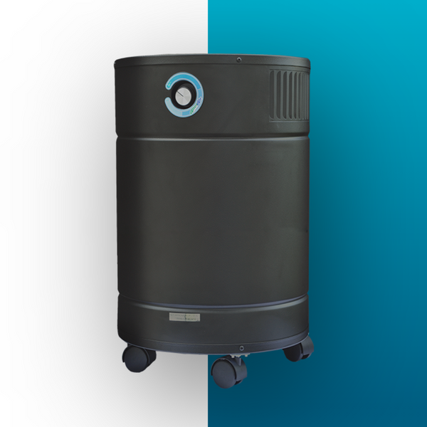 AllerAir - AirMedic Pro 6 HDS | Air Purifier to Remove Smoke, Odors and Particles with Activated Carbon