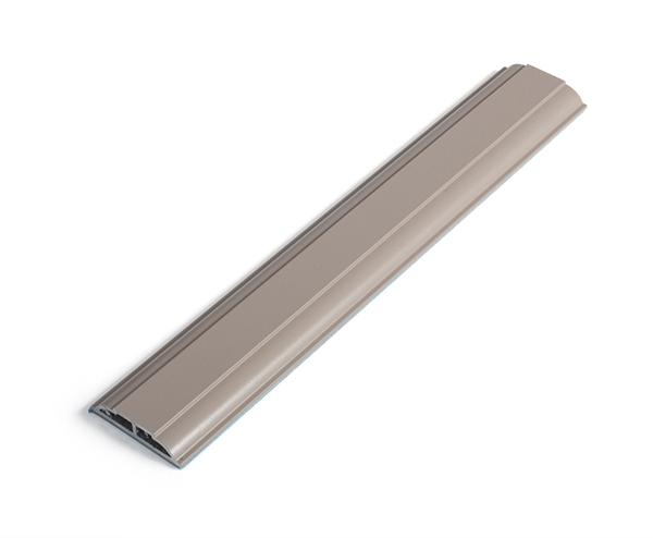 "1 3/8"" Aluminum Divided Lite Muntin Bar with Tape -2441"