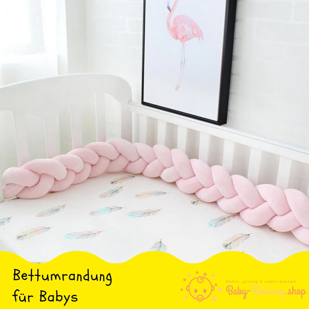 Bettumrandung Baby
