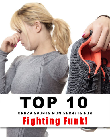 How to fight smelly gym clothes