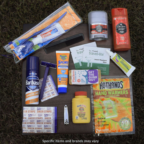Body Chek Guys' Hygiene Kit