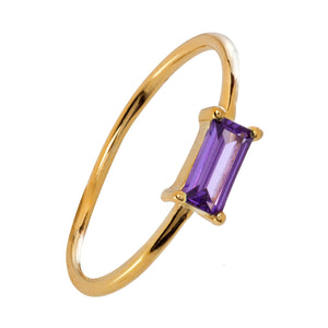 the violet ring