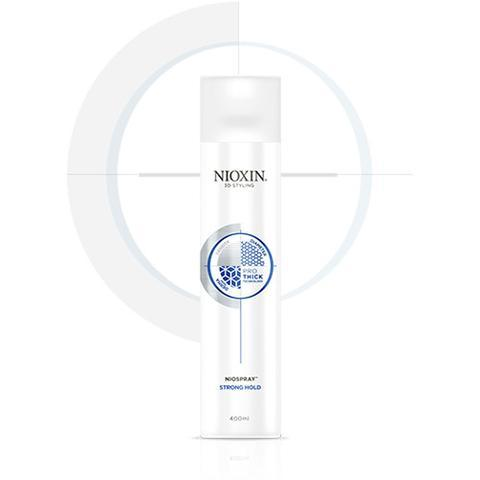 Nioxin Styling Strong Hold Hairspray 400ml