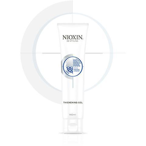 Nioxin Styling Thickening Gel 140ml