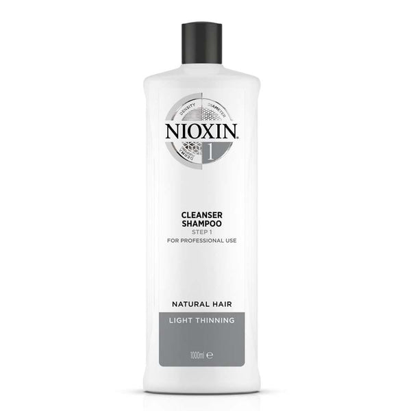 Nioxin System 1 Cleanser 1 L