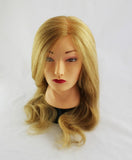 Mannequin #8 2021L8 Blonde (100% Human Hair)