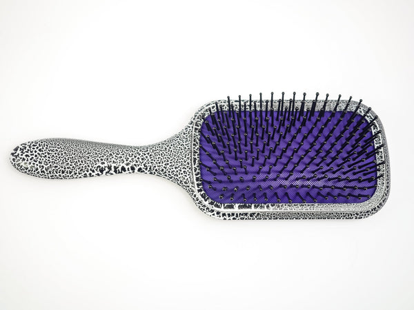 Shattered Paddle Cushion Brush 69265-SIL