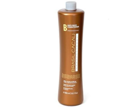 Brasil Cacau Keratin Anti Frizz Conditioner 980ml