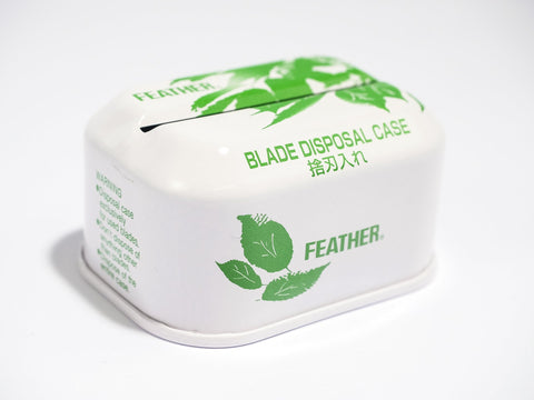 Feather Blade Disposal Unit
