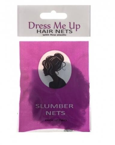 Slumber Net Medium Brown 2 pack