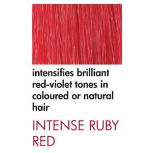 De Lorenzo Novafusion Shampoo Intense Ruby Red 200ml