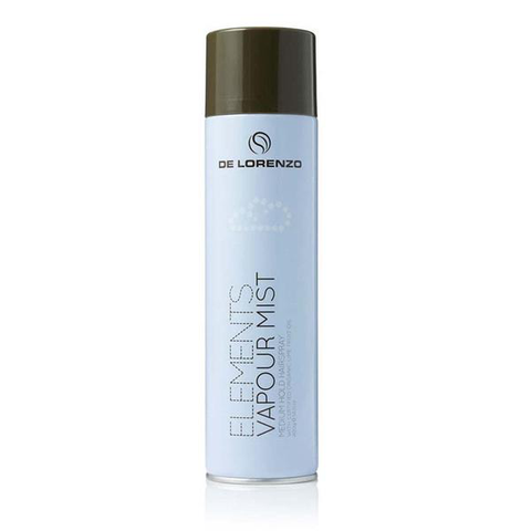 De Lorenzo Elements Vapour Mist Hairspray 400gm