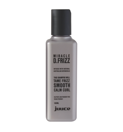 JUUCE Miracle D. Frizz Shampoo 100ml