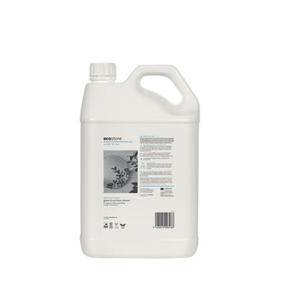 Eco Store Ultra Sensitive Glass Cleaner 5L