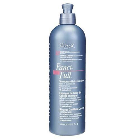 Fanciful Rinse White Minx 450ml (52)