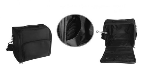 Black PVC Kit Bag HP15015
