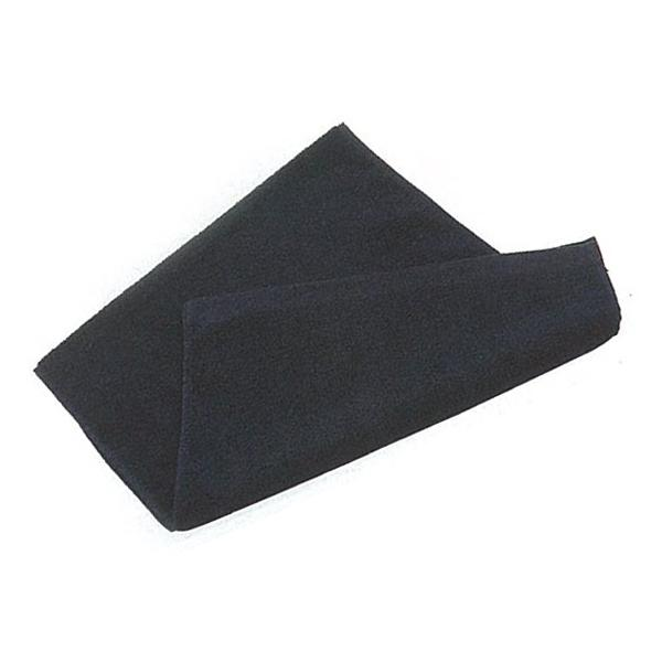 Black Bleach Proof Towels 1 Doz