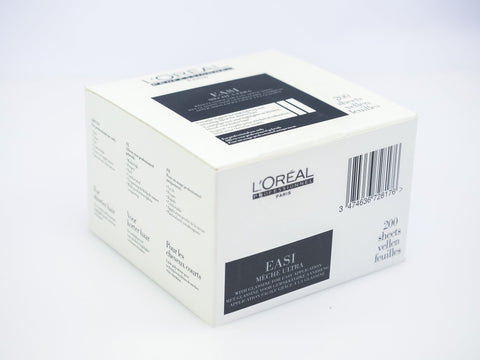L'Oreal Professional Easi Meche Short Glassine 200 sheets