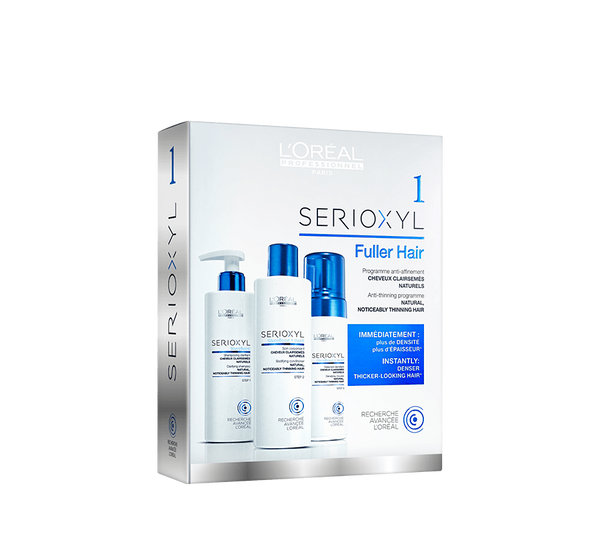 L'Oreal Professional Serioxyl Kit 1 Natural*