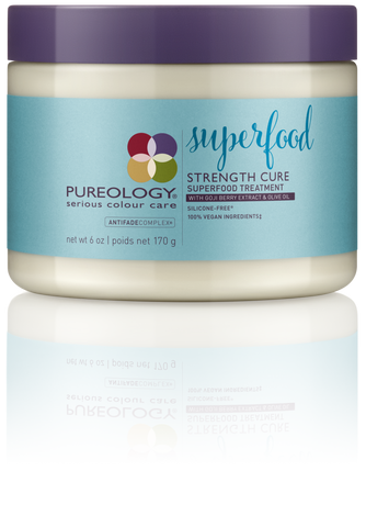 Pureology Superfood Vitality Strength Treatment 170gm