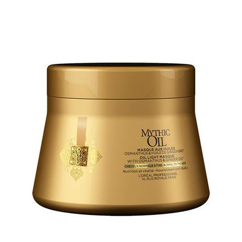 L'Oreal Professional Mythic Oil with Osmanthus & Ginger Oil Masque 200ml