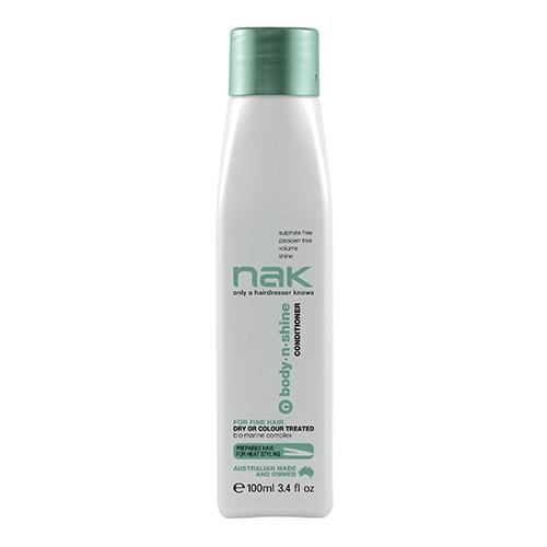 Nak Body & Shine Conditioner Travel 100ml*