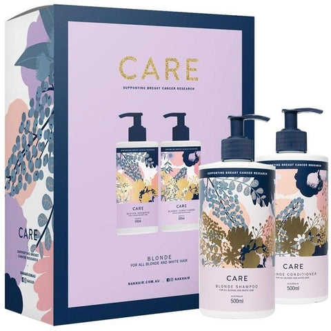 Nak Care Blonde Duo 500ml