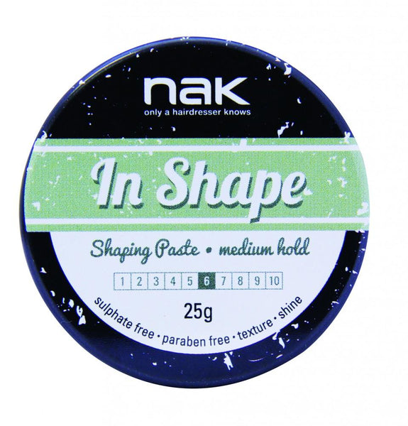 Nak In Shape Travel 25g