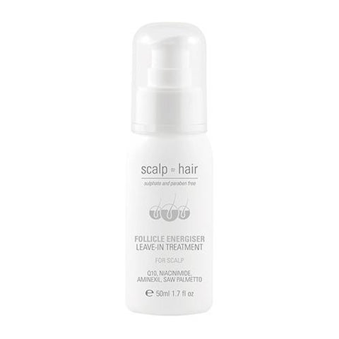 Nak Scalp Treatment Folllicle Energiser 50ml