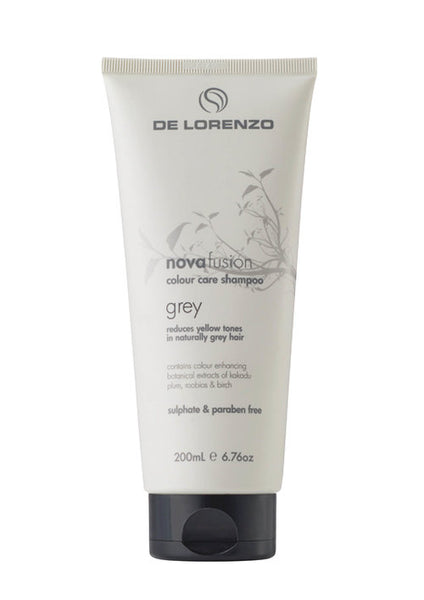 De Lorenzo Novafusion Shampoo Grey 200ml