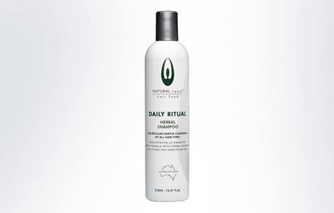 Natural Look Daily Ritual Herbal Shampoo 375ml