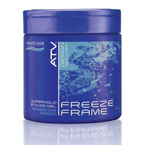 Natural Look ATV Freeze Frame Gel 500gm