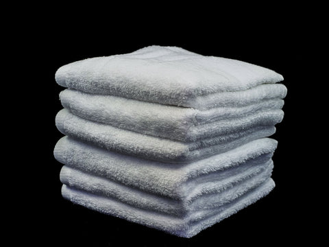 Trinity Hand Towel White (Pack of 12)