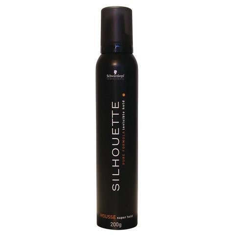 Schwarzkopf Professional Silhouette Super Hold Mousse 250gm