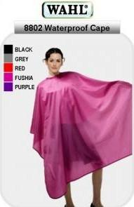 Wahl Waterproof Cutting Cape Black 8802NE