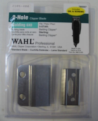 Wahl Balding Clipper Blade Set WA2105