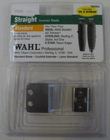 Wahl Cordless Trimmer 8900 Blade WA1046-500
