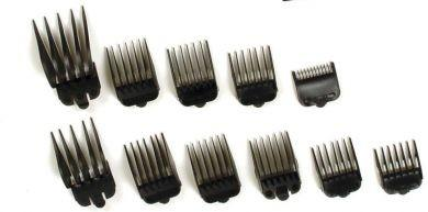 Wahl Black Plastic Tab Clipper Comb 3mm/#1