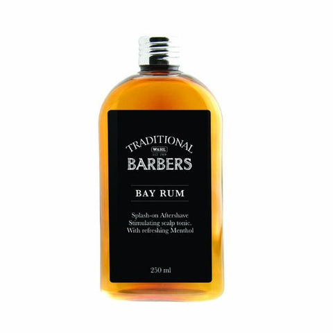 Traditional Barbers Bay Rum 250ml (Non  TB-BR250
