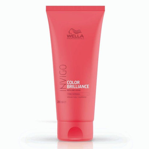 Wella Invigo Color Brilliance Conditioner 200ml