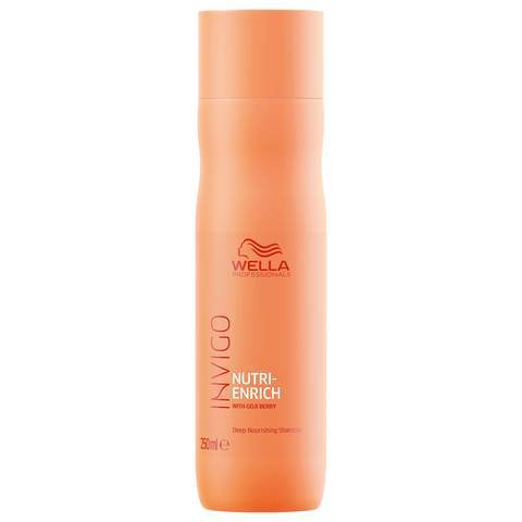 Wella Invigo Nutri - Enrich Deep Nourish Shampoo 250ml