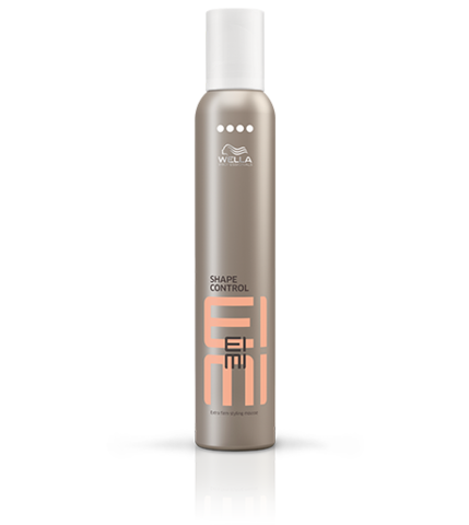 Wella EI MI Shape Control Mousse 500ml